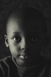 Young Hebrew boy